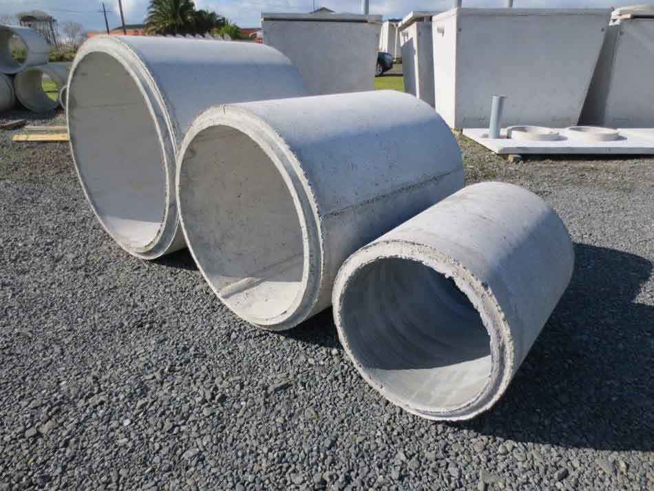 Concrete Pipes And Culverts Wade Concrete Products Ltd